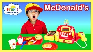 Mcdonald 39 S Cash Register Toy Pretend Play Food Cookie Monster Happy Meal Trolls Toys For Kids