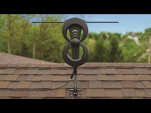 ClearStream 2MAX™ UHF/VHF Indoor/Outdoor HDTV Antenna - Assembly and Installation