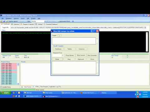 Обнова 2.02.15 Взлом Онлайн Магазина с помощью Sql Инъекции.