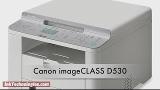 Canon imageCLASS D530 Instructional Video