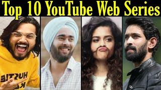 Top 10 Indian Web Series on YouTube in Hindi Must Watch in 2020 | Abhi Ka Review
