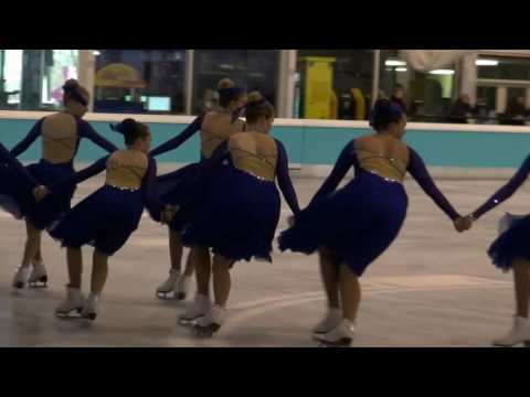 Butterfl`Ice - Winter Cup 2016 Belgium - Free Skating