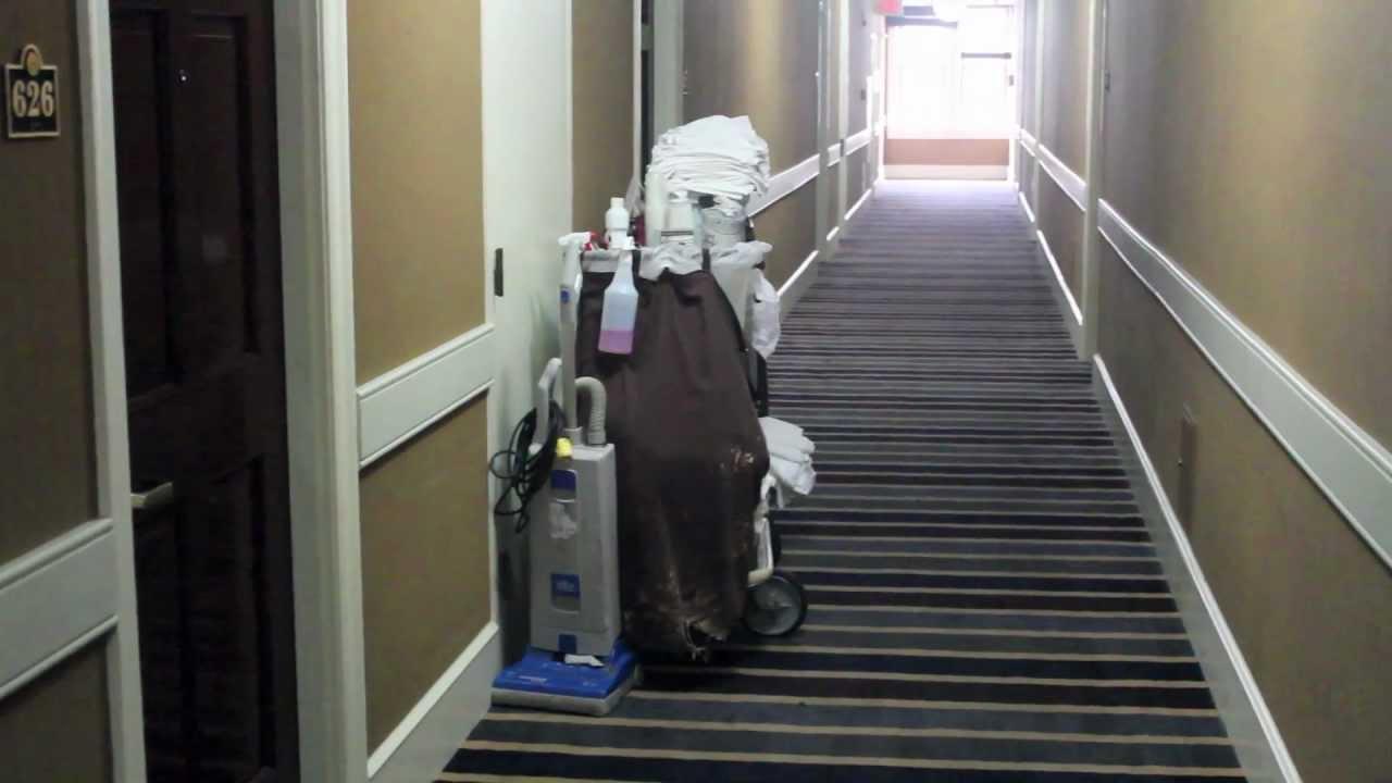 Gunter Hotel San Antonio Haunted Room