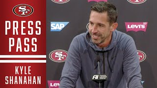 Kyle Shanahan: 'Our Defense Continues to Get Better' | 49ers