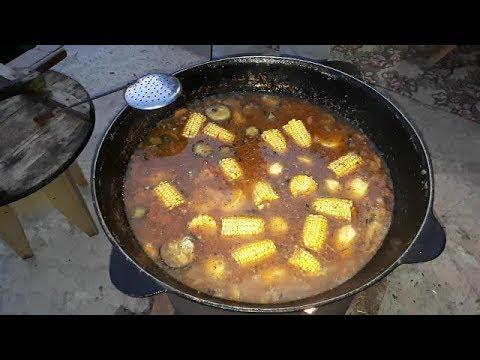 Шурпа с молодой кукурузой. Очень вкусно!!!