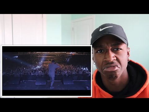 NF - GRINDIN' FT MARTY | REACTION