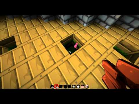 Minecraft Mod Showcase: Clay Soldier Mod Survival Games New Series Episode 1
