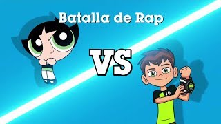 Cartoon Network LA - Batalla de Rap | Bellota vs. Ben Tennyson