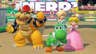 Nerd³ Rolls a 1 - Super Mario Party - 28 Oct 2018
