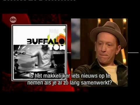 FavOor-ites: Bill Janovitz (Buffalo Tom) in De Laatste Show.VOB