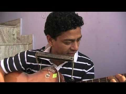 Instrumental (mouthorgan And Guitar)cover Of Jo Wada Kiya Tha Wo Nibhana Parega video