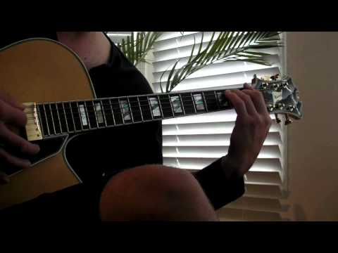 Here's That Rainy Day Chord Melody