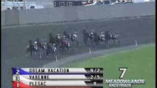 2001 Breeders Crown AT -- USTA Harness Racing