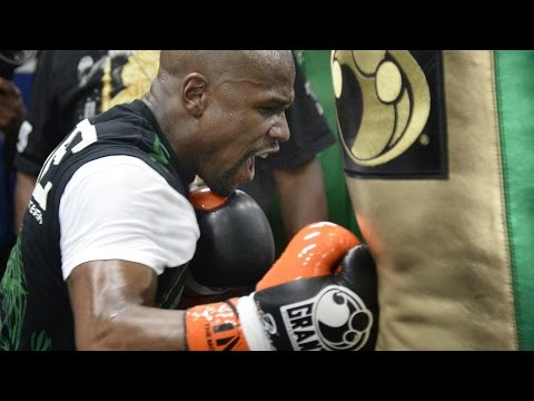 Training Motivation: Floyd Mayweather \ Мотивация Флойд Мэйвезер