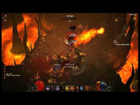 Diablo 3 - DPS 348K DH farming Inferno ( ACT3-7 )