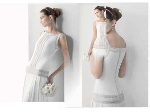 Thumbnail of video Elegant wedding dresses 2015 online