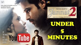 Jannat 2 (2012) (A) | Full movie | English Subtitles | 720p | under 5 minutes