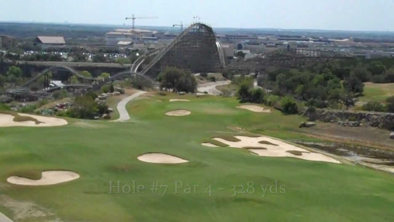 La Cantera Resort San Antonio >> La Cantera Resort Course Review - San Antonio, TX - YouTube