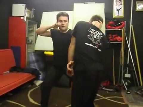 Advanced Jeet Kune Do Explosive Trapping & Krav Maga