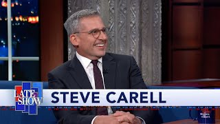 "Steve Carell Never Rewatches Himself In ""The Office"""