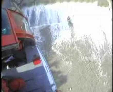 Coast Guard Video: Best Dam Rescue...