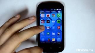 Alcatel One Touch POP C2 OT-4032D Обзор