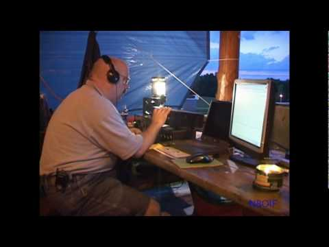 40-Meter SSB Contacts During Field Day 2008 (Sat.)