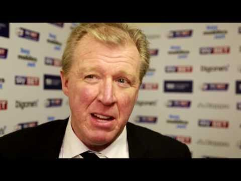 Steve McClaren On Win Against Middlesbrough