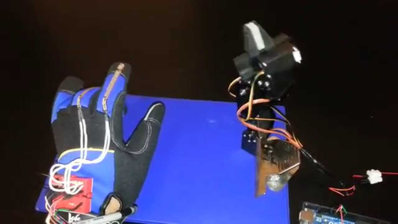 ROBOTIC ARM CONTROL THROUGH HUMAN ARM MOVEMENT USING