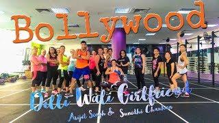 Dilli Wali Girlfriend By Arijit Singh Sunidhi Chauhan Zumba Fitness Masterjedai