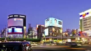 Time-Lapse Tokyo東京 タイムラプス