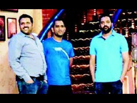 Comedy Nights With Kapil | Mahendra Singh Dhoni Full Episode