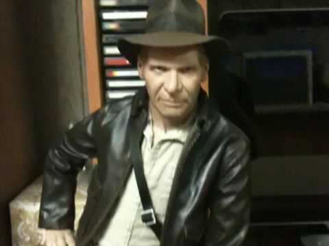 Sideshow Indiana Jones KOTCS Premium Format Figure