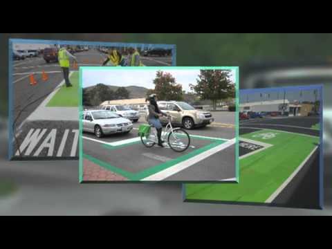 view Lane Markings & Bike Boxes (3 min) video