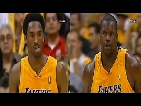 Kobe Bryant & Shaquille O'Neal Full Highlights vs San Antonio Spurs 2001 WCF GM4