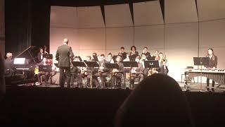 IHS Jazz 12/5 Symphony in Riffs