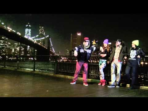 Brooklyn Bridge Popping And Dancehall (jrock, Popntod, Nastya Somique And Dhq Lua) video