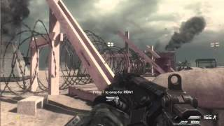 gemplay Call of Duty Ghosts mission 4