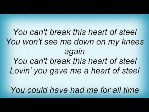 Barry Manilow - Heart Of Steel