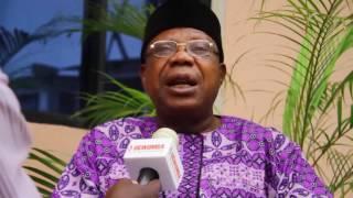 "CHIEF MOROCCO MADUKA ATTACKS  BUHARI""S GOVERNMENT....plus his live performance in Lagos"