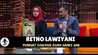 PEMBUAT SOUVENIR ASIAN GAMES 2018 | HITAM PUTIH (19/02/18) 4-4