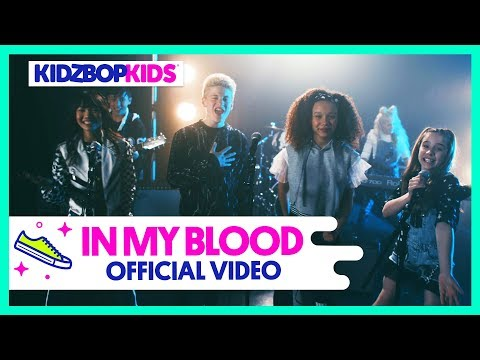 KIDZ BOP Kids – In My Blood (Official Music Video) [KIDZ BOP 38]