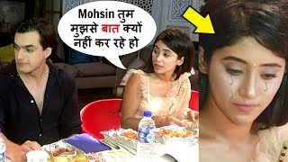 Mohsin Khan IGNORES Shivangi Joshi During EID Celebration 2019   Yeh Rishta Kya Kehlata Hai