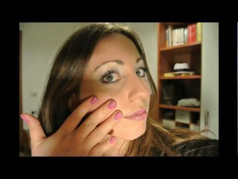 make up tutorial + outfit: aperitivo tra amiche