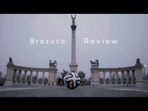 Brazuca Football Review