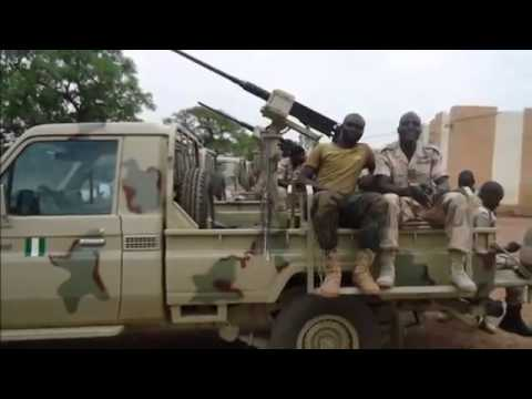 Nigerian Army 'Inflicts Heavy Casualties' on Boko Haram   BREAKING NEWS   02 SEPT 2014 HQ
