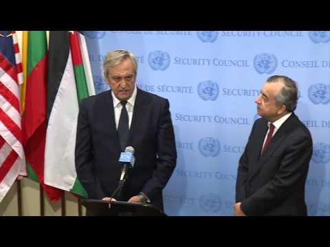 Why does the UN Think Drug Trafficking is Funny? - Nicholas Haysom Chuckles About Heroin