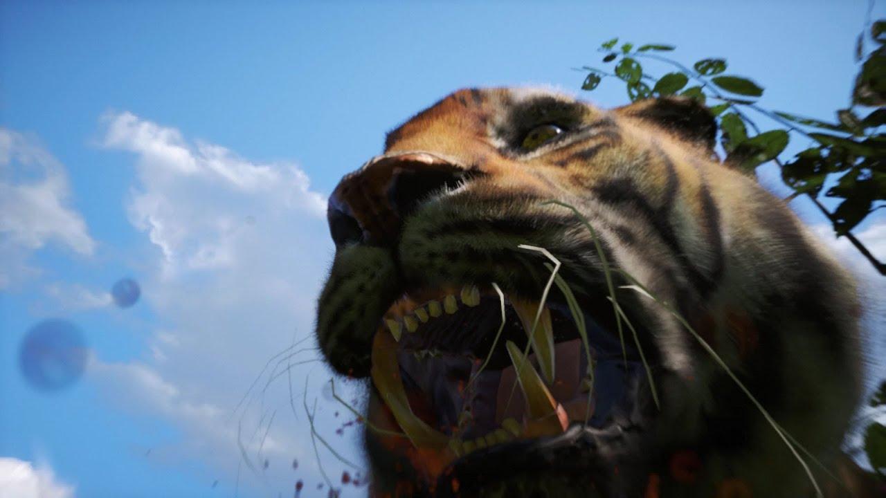 Bengal Tiger Far Cry 4 Far Cry 4 Bengal Tiger
