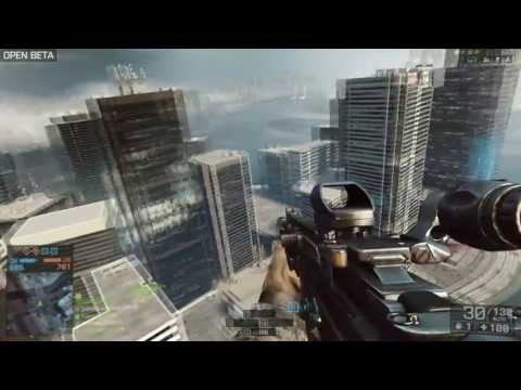 Battlefield 4 - Survival (eminem) video