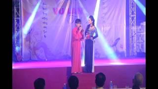 Chúng Mình Cùng Ăn Chay - Thùy Trang, Nguyễn Đức diễn tại Chùa Hòa Thọ, TP Đà Nẵng